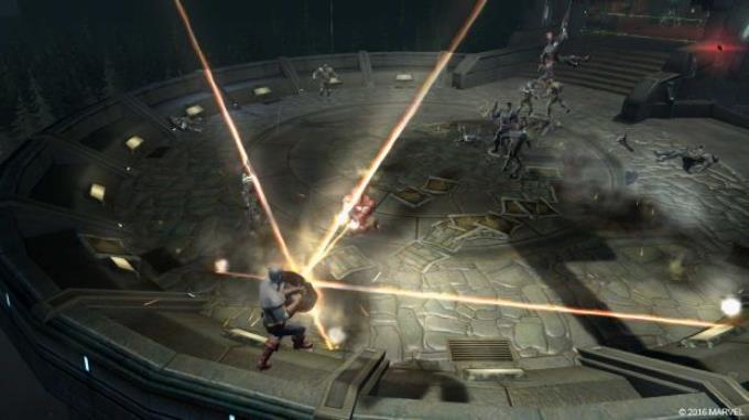 Marvel: Ultimate Alliance 2 Torrent Download