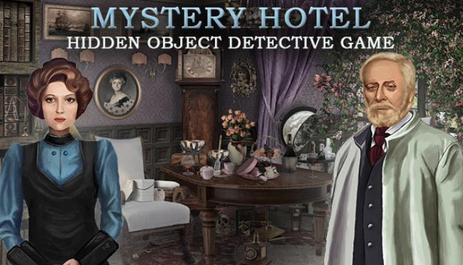 Mystery Hotel - Hidden Object Detective Game Free Download