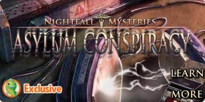 Nightfall Mysteries: Asylum Conspiracy Free Download