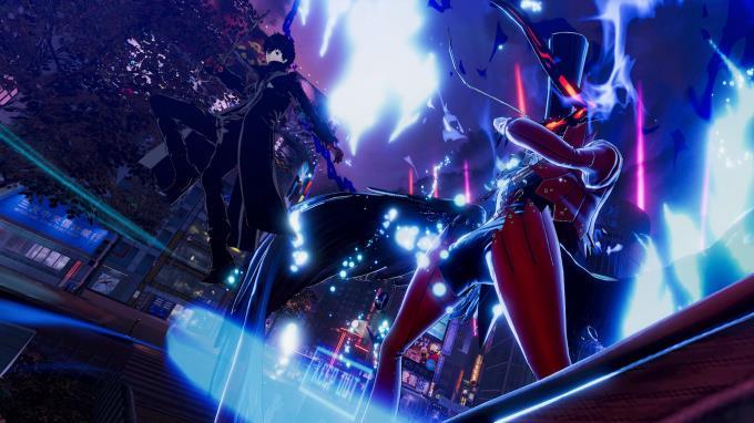 Persona 5 Strikers Torrent Download