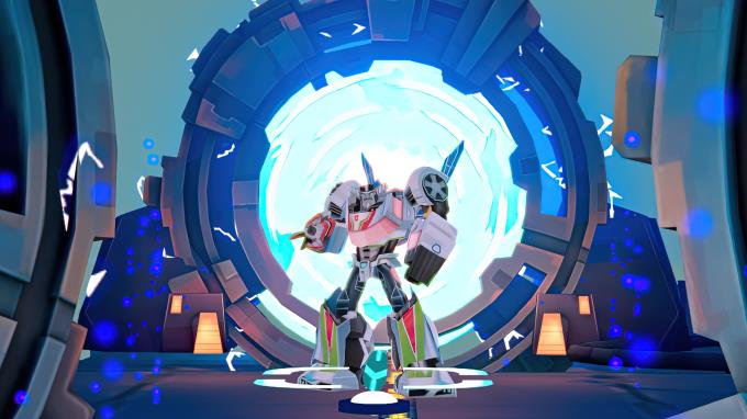 TRANSFORMERS: BATTLEGROUNDS - Shattered Spacebridge Torrent Download