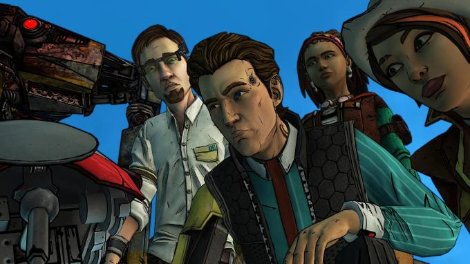 Tales from the Borderlands Torrent Download