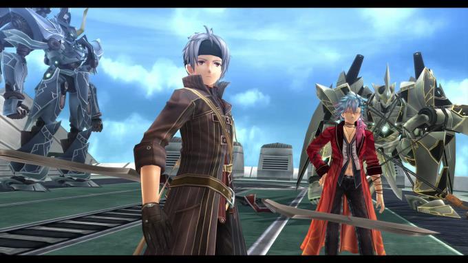 The Legend of Heroes: Sen no Kiseki II KAI -The Erebonian Civil War- PC Crack