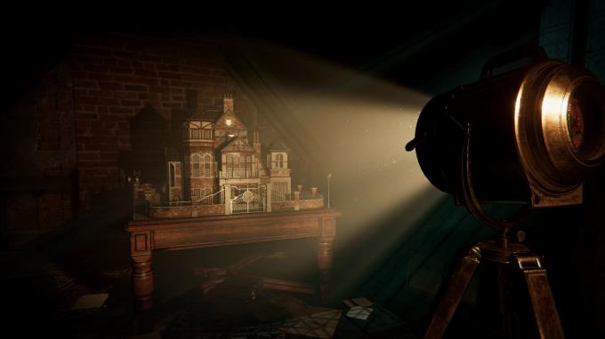 The Room 4: Old Sins PC Crack