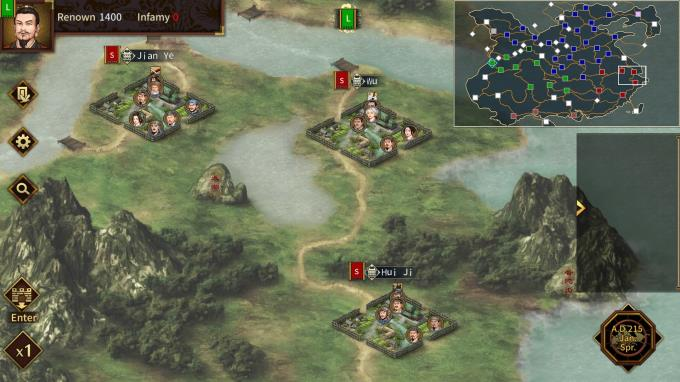 Three Kingdoms The Last Warlord PC Crack