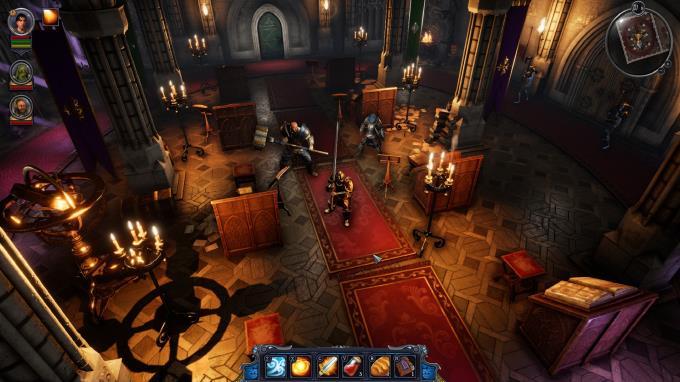 Wigmund. The Return of the Hidden Knights Torrent Download