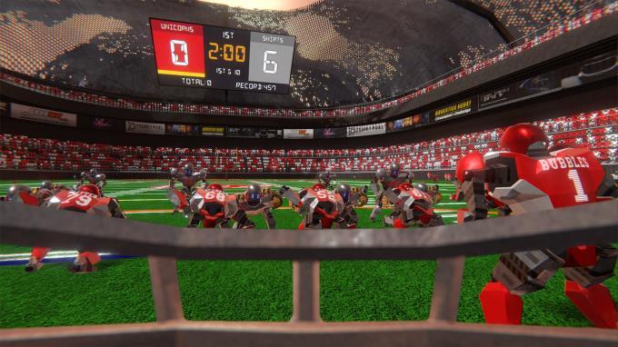 2MD: VR Football Evolution Torrent Download