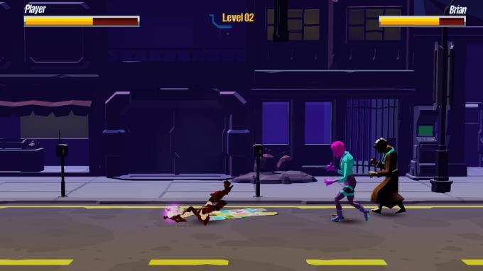 ANIME Street Fight PC Crack