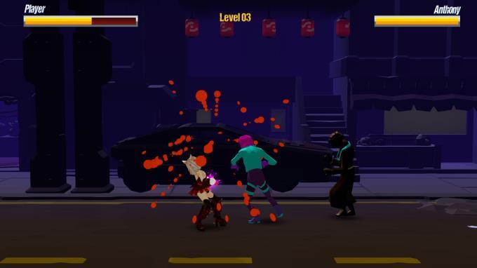 ANIME Street Fight Torrent Download