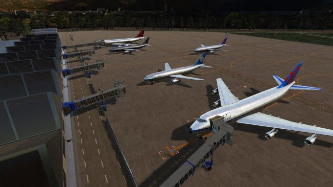 Airport Simulator 3: Day & Night Torrent Download