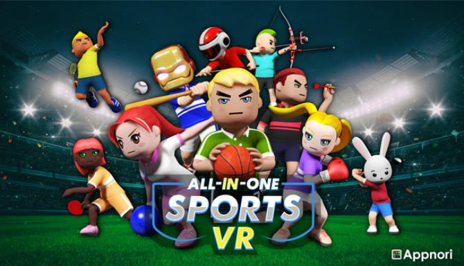 All-In-One Sports VR Free Download