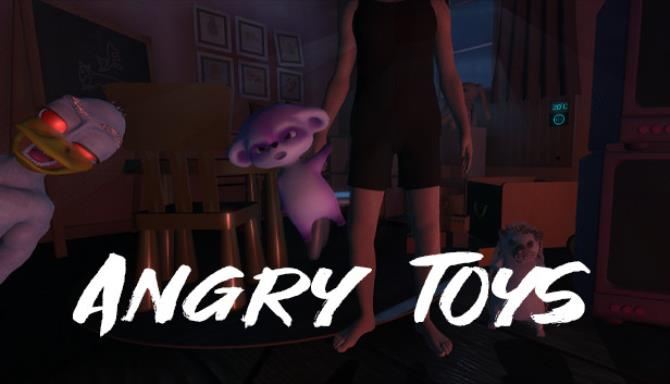 Angry Toys free download