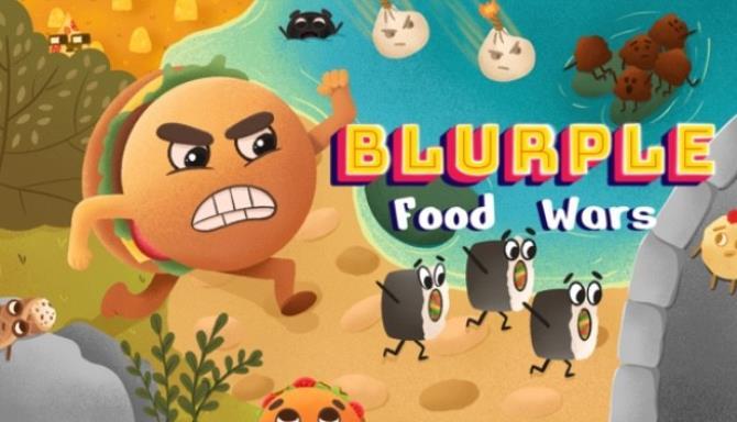 Blurple Food Wars Free Download