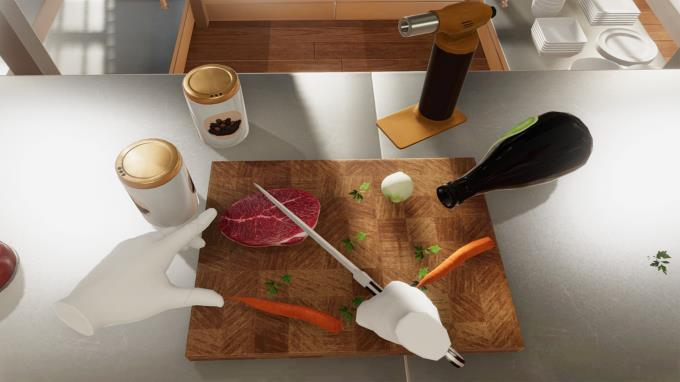 Cooking Simulator VR Torrent Download