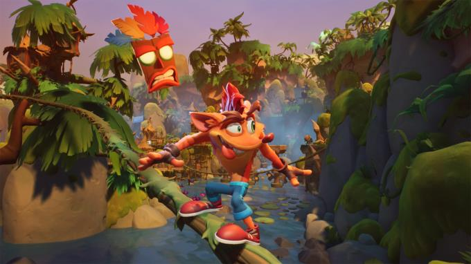 Crash Bandicoot 4 Its About Time PC Crack