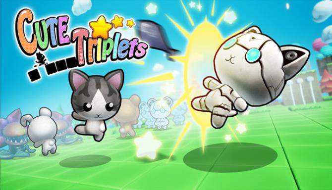 Cute Triplets Free Download