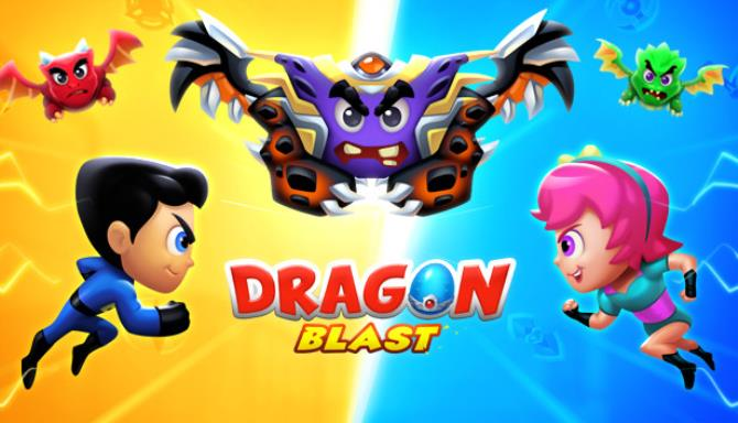 Dragon Blast - Crazy Action Super Hero Game Free Download