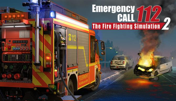 Emergency Call 112 – The Fire Fighting Simulation 2 Free Download