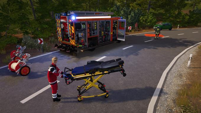 Emergency Call 112 – The Fire Fighting Simulation 2 PC Crack