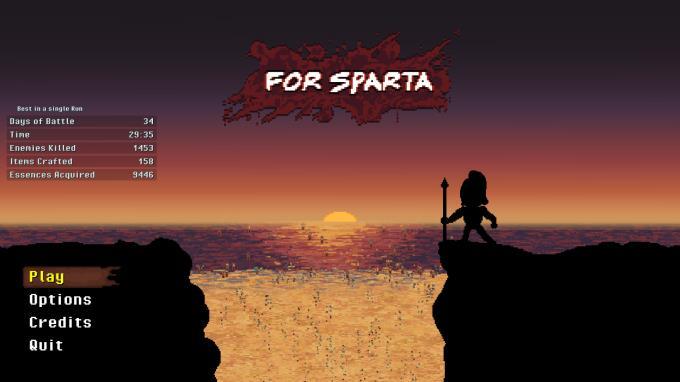 For Sparta PC Crack