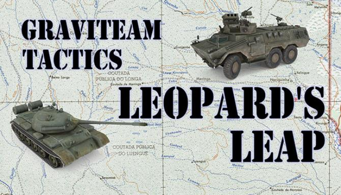 Graviteam Tactics: Leopard's Leap Free Download
