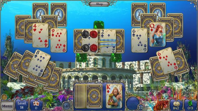 Jewel Match Atlantis Solitaire 2 - Collector's Edition Torrent Download