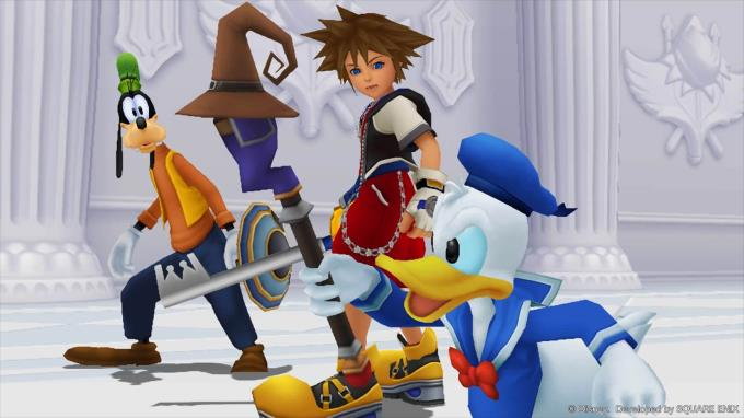 Kingdom Hearts HD 1 5 and 2 5 ReMIX PC Crack