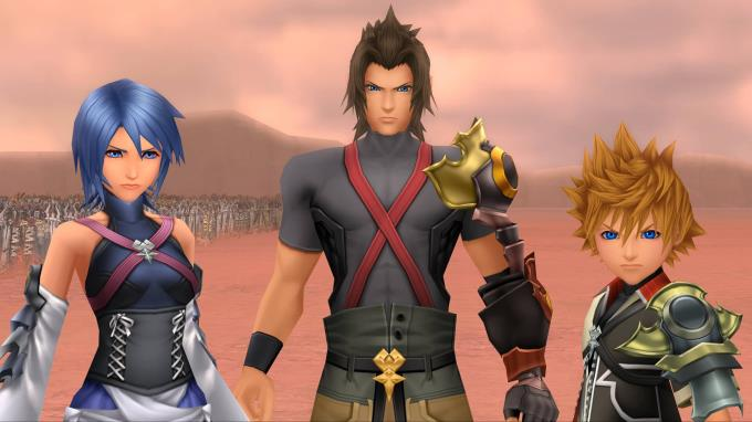 Kingdom Hearts HD 1 5 and 2 5 ReMIX Torrent Download