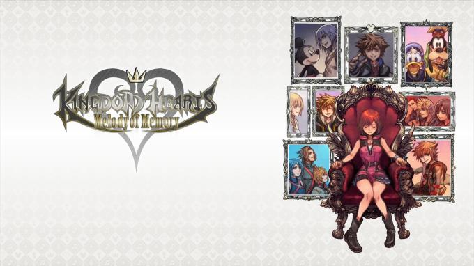 Kingdom Hearts Melody of Memory Free Download
