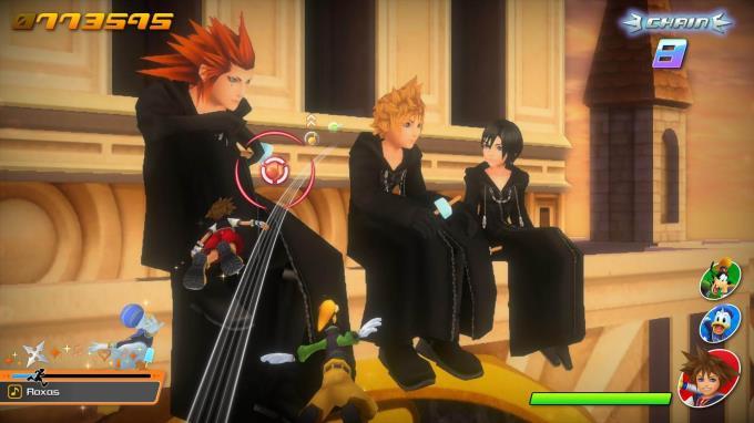 Kingdom Hearts Melody of Memory PC Crack