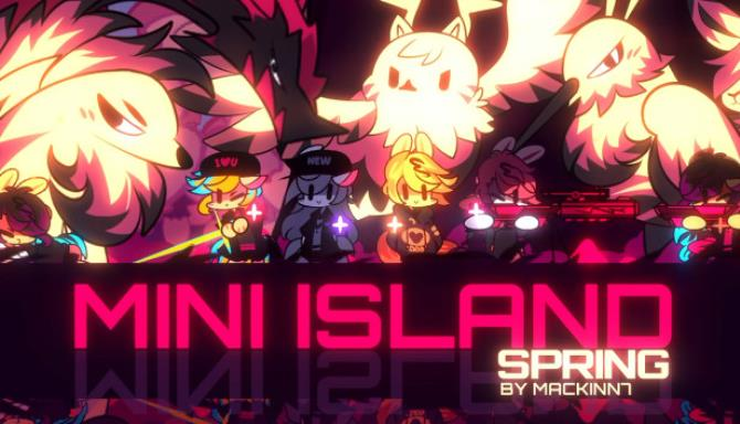 Mini Island: Spring Free Download