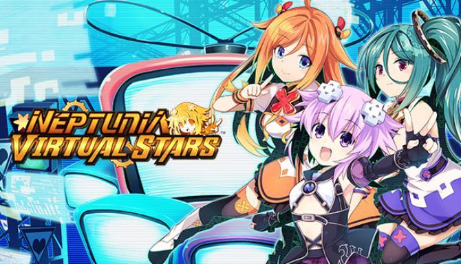Neptunia Virtual Stars Free Download