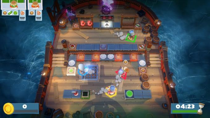 Overcooked! All You Can Eat PC Crack