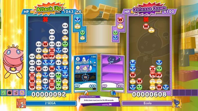 Puyo Puyo Tetris 2 PC Crack