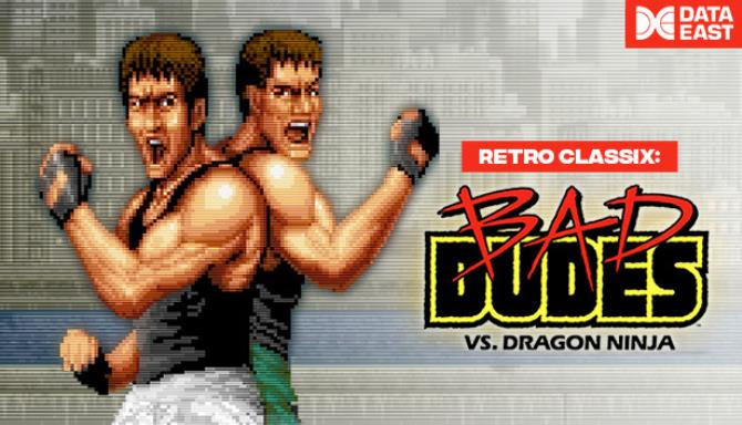 Retro Classix: Bad Dudes Free Download