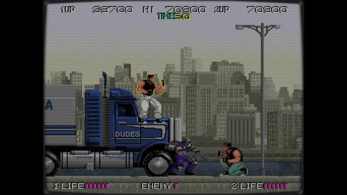 Retro Classix: Bad Dudes PC Crack