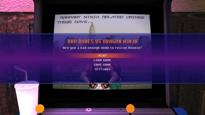 Retro Classix: Bad Dudes Torrent Download