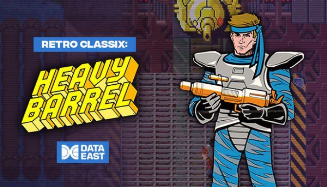 Retro Classix: Heavy Barrel Free Download