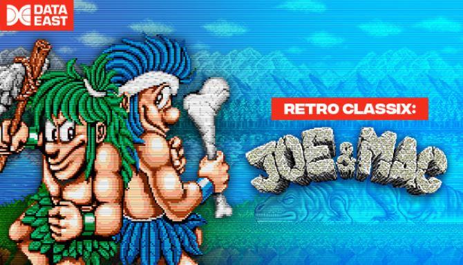 Retro Classix: Joe & Mac - Caveman Ninja Free Download