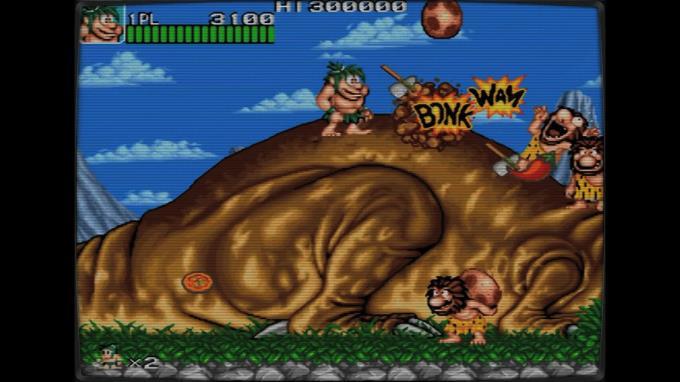 Retro Classix: Joe & Mac - Caveman Ninja Torrent Download