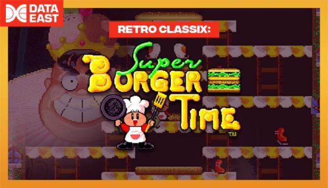 Retro Classix: Super BurgerTime Free Download