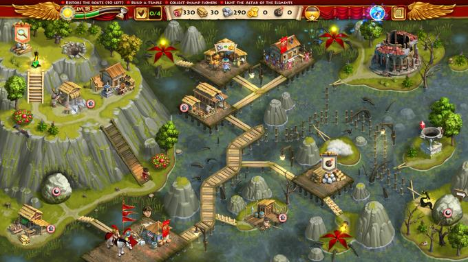 Roads of Rome: New Generation 3 Collector's Edition Torrent Download