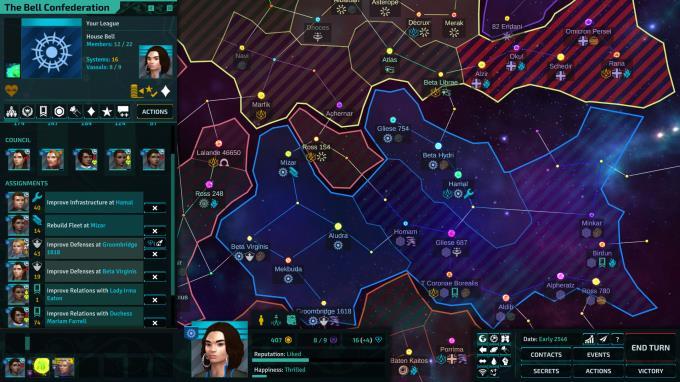 Star Dynasties Torrent Download