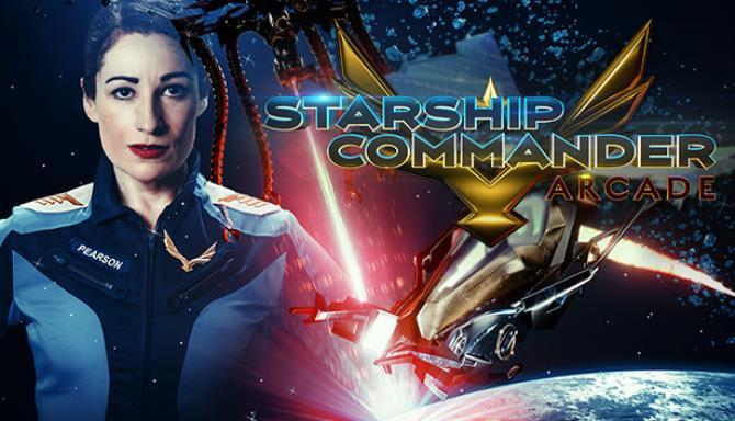 Starship Commander: Arcade Free Download