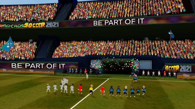 Super Arcade Soccer 2021 Torrent Download