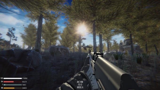 V.O.D.K.A. Open World Survival Shooter PC Crack