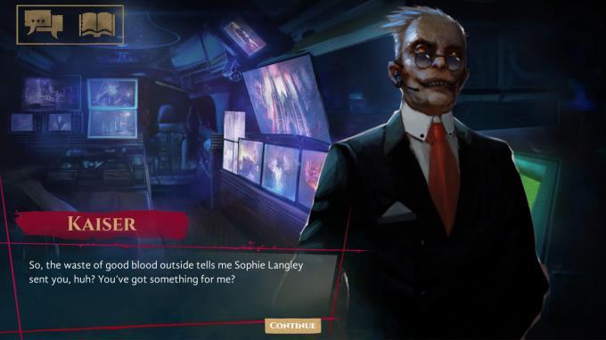 Vampire: The Masquerade - Coteries of New York PC Crack
