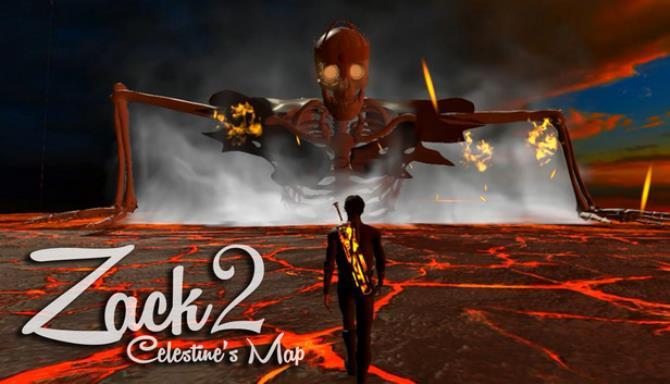 Zack 2: Celestine's Map Free Download