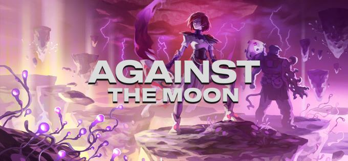 Against The Moon - Moonstorm Free Download