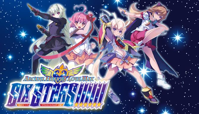 Arcana Heart 3 LOVEMAX SIXSTARS!!!!!! XTEND free download